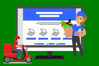 La commande en ligne pour restaurant rapide avec payer-livrer.fr