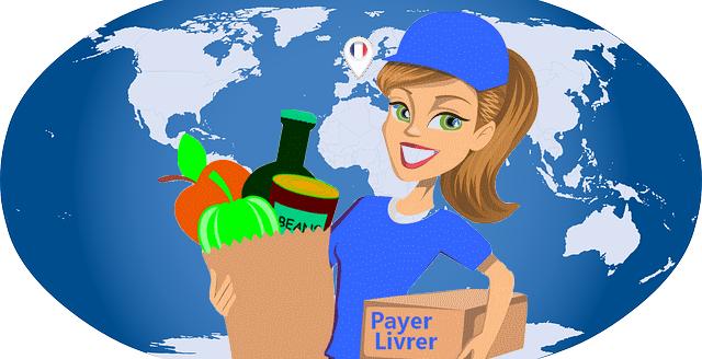 Le référencement pour restaurant rapide avec payer-livrer.fr